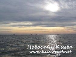 Киевское море частично осталось без рыбы