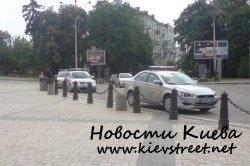 Ситуация на дорогах в связи с приездом Медведева
