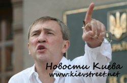 Леонид Черновецкий не пошел в очередной отпуск