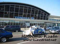 Аэропорт «Борисполь» полон таксистов-нелегалов