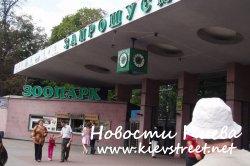 Киевский зоопарк один из худших в мире