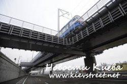 В Киеве открыли новый мост