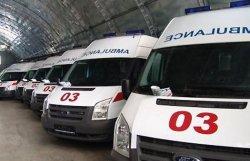 В Киеве появятся новые машины скорой помощи