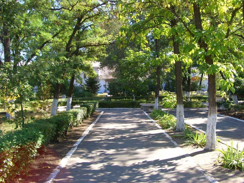 Попов починит сквер в Святошинском районе