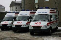 Власти планируют закупить к Евро-2012 новые машины скорой помощи