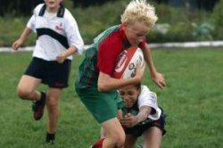 8-9 октября в Киеве проходит юношеский турнир по регби
