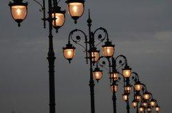 На освещение улиц выделили 40 миллионов гривен