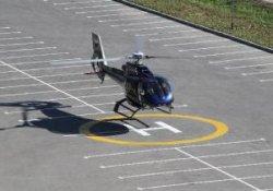 Вертолетную площадку достроят в марте