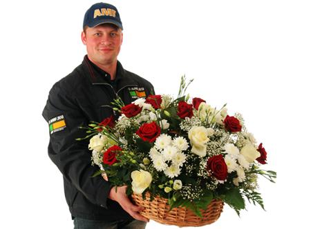 Заказ цветов в киеве купить тюльпаны санкт петербург