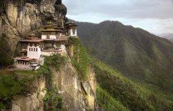 Индонезийские храмы, вырезанные в скале