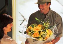 Доставка цветов в Одессе и Киеве. Как заказать цветы с доставкой.