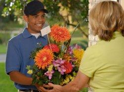 Первая встреча людей с цветами.
