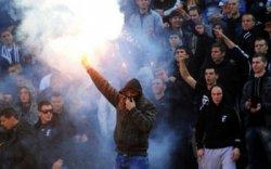 МВД Украины проводит мониторинг сайтов футбольных фанатов