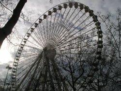 Возможно в Киеве появится самое большое Колесо обозрения