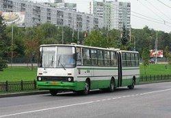 В столице появился новый автобус