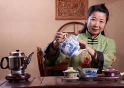 Чай с гибискусом - напиток молодости