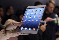 Количество проданных iPad 4 и iPad Mini бьёт все рекорды