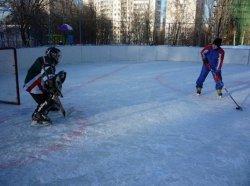 Юным столичным хоккеистам негде тренироваться