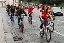 В воскресенье 19 мая 2013 в Киеве пройдёт велопарад