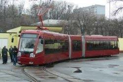 Столичный завод выпустил новые трамваи