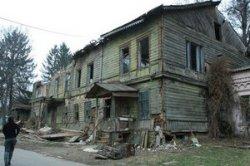 С Украины пытались вывести дом представляющий историческую ценность