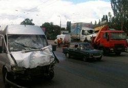 Последствия аварии на Телиги 17.07.2013
