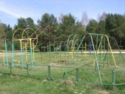 В столице строят спортивные площадки
