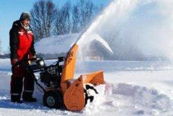 Личная снегоуборочная техника – незаменимый помощник в суровую зиму