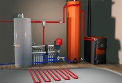 Гидравлический разделитель улучшает систему отопления