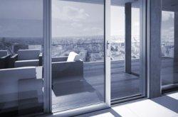Алюминиевые конструкции в помещении