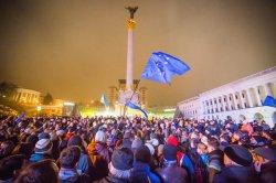 Новая революция: в Киеве кровавые столкновения