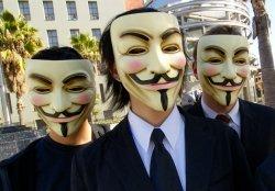 Anonymous дали украинской власти 120 часов