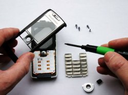 Ремонт сотовых телефонов поможет вернуть надежного помощника