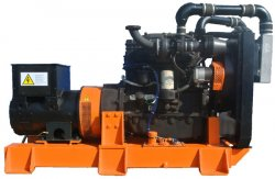Применение дизельных генераторов на производстве