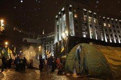 Киевсовет отменил совещание запланированное на сегодня