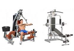 Силовые тренажеры для поддержания физической формы