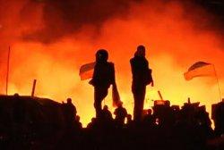 Начинается штурм Майдана