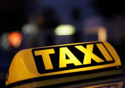 Киевские таксисты подняли цены в два раза