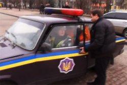 Перекрытый ГАИ центр Киева разблокирует Дорожный контроль