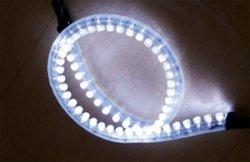 Освещение везде при помощи светодиодных лент со специальным профилем