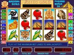 Aztec Gold (Пирамиды) – любимый игровой автомат миллионов