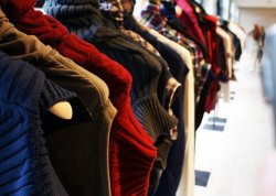 Одежду всё популярнее покупать в интернете