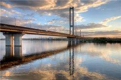 В Киеве мосты взяты под охрану