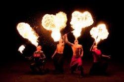 В столице пройдет огненный фестиваль