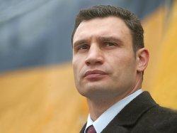 Виталий Кличко намерен бороться с коррупцией