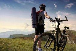 Велосипед – отличный способ проведения досуга