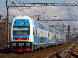 С Киева на Западную Украину будет курсировать новый поезд