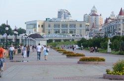Мэр Киева пообещал изменить внешний вид Оболонской набережной