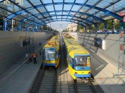В Киеве могут появится трамваи европейского производства