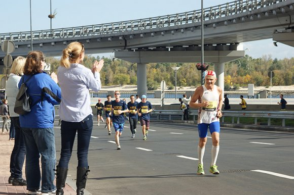 Как банкиры марафон бегали (Петр Пекур - интервью)